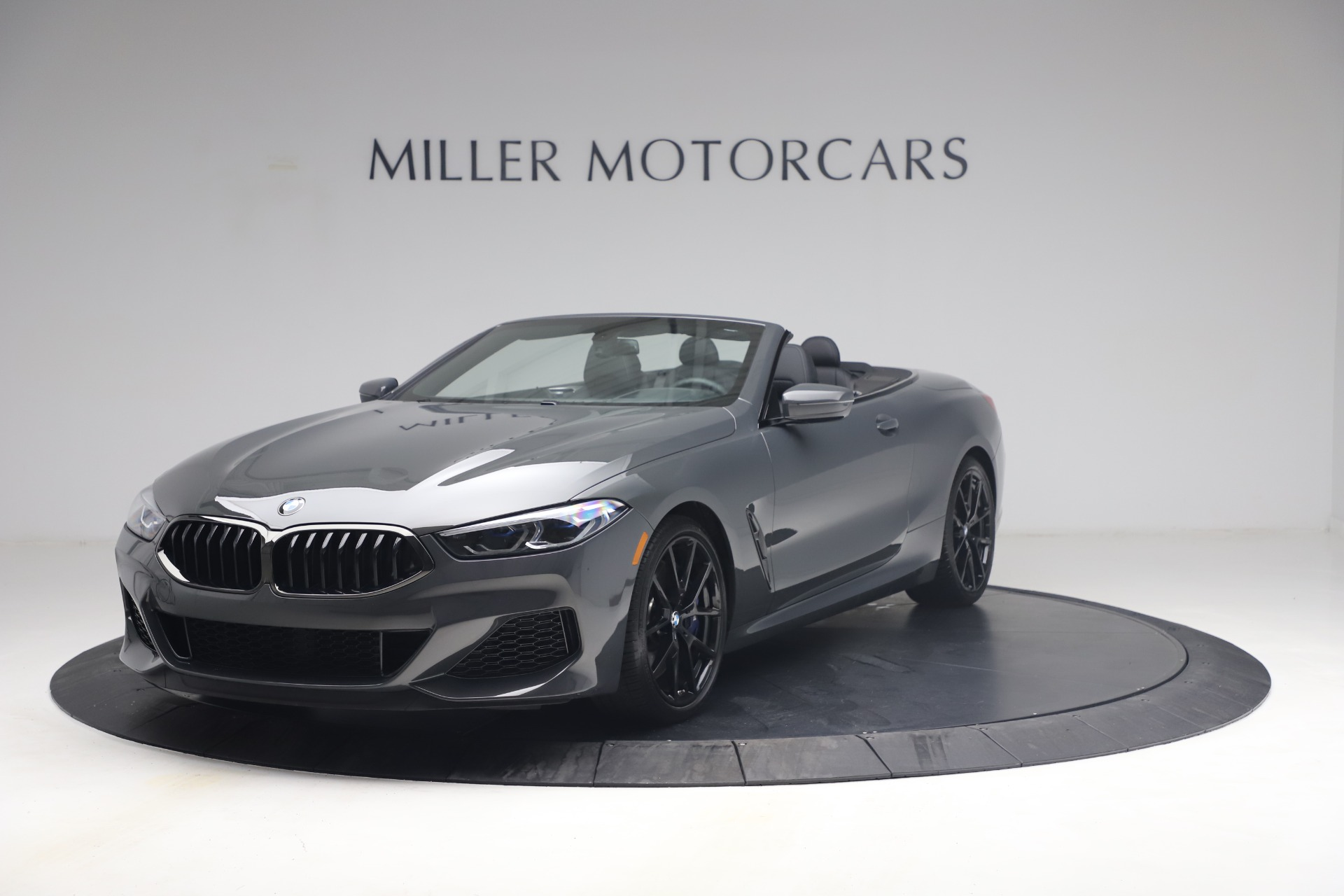 Used 2019 BMW 8 Series M850i xDrive for sale $99,900 at McLaren Greenwich in Greenwich CT 06830 1