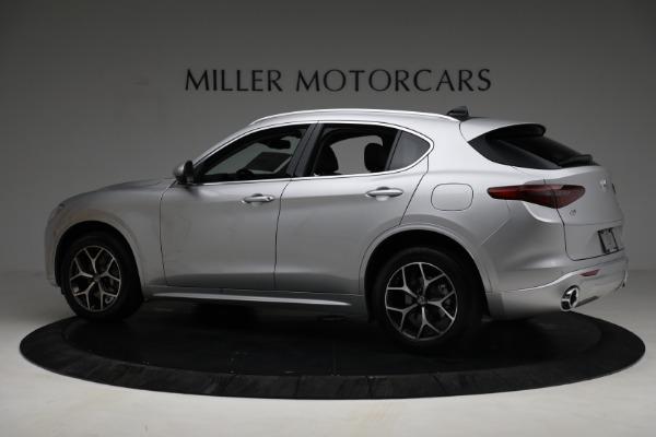 New 2021 Alfa Romeo Stelvio Ti Q4 for sale Sold at McLaren Greenwich in Greenwich CT 06830 4
