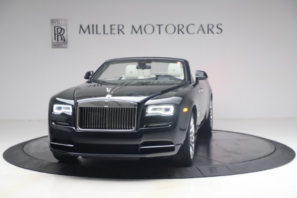 New 2021 Rolls-Royce Dawn for sale Call for price at McLaren Greenwich in Greenwich CT 06830 3