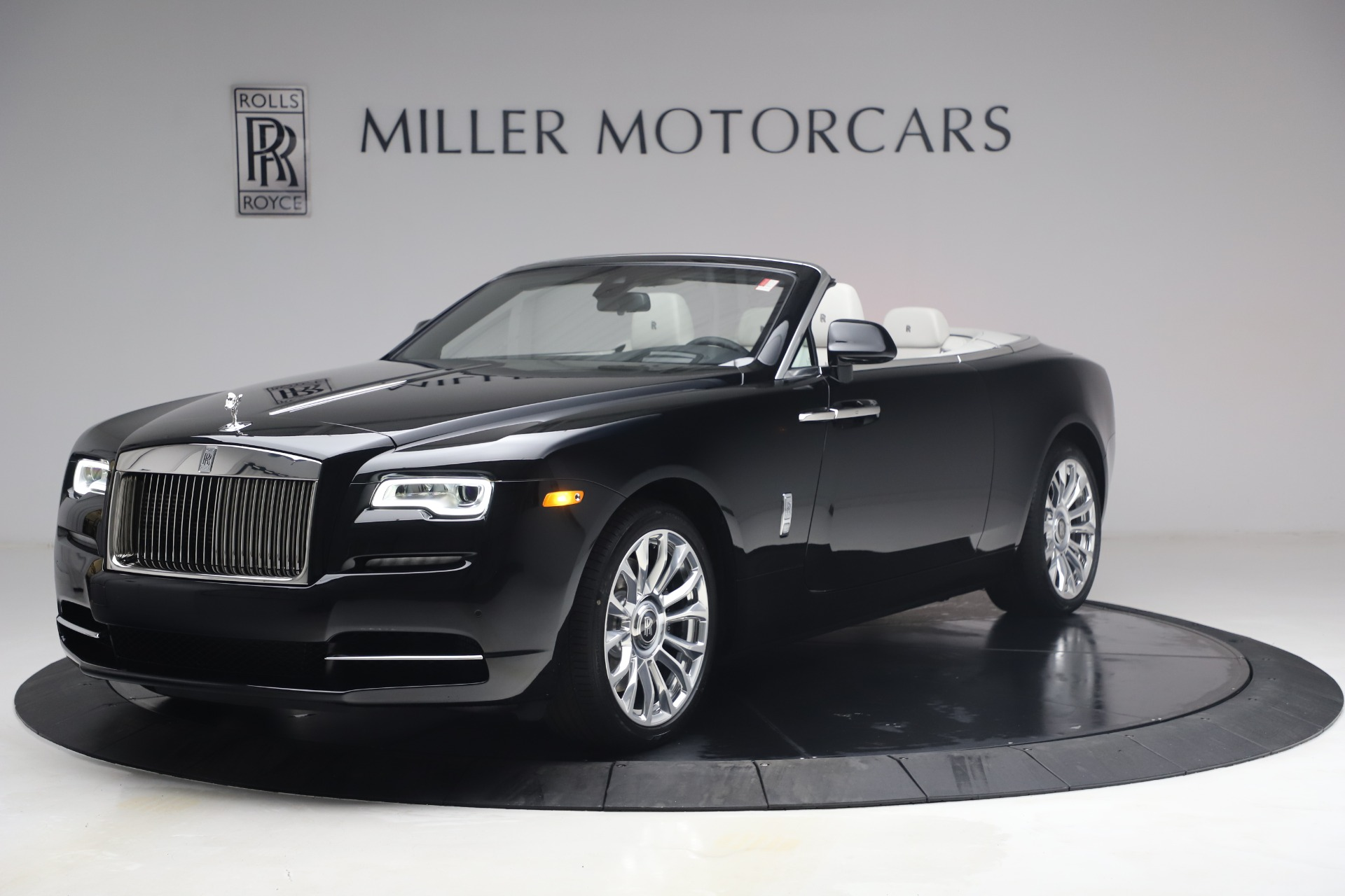 New 2021 Rolls-Royce Dawn for sale Call for price at McLaren Greenwich in Greenwich CT 06830 1