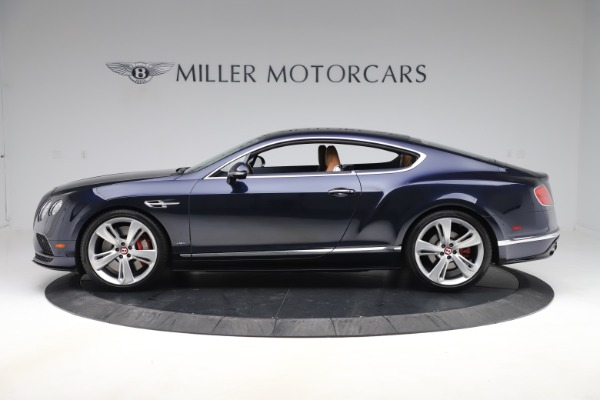Used 2017 Bentley Continental GT V8 S for sale $146,900 at McLaren Greenwich in Greenwich CT 06830 2