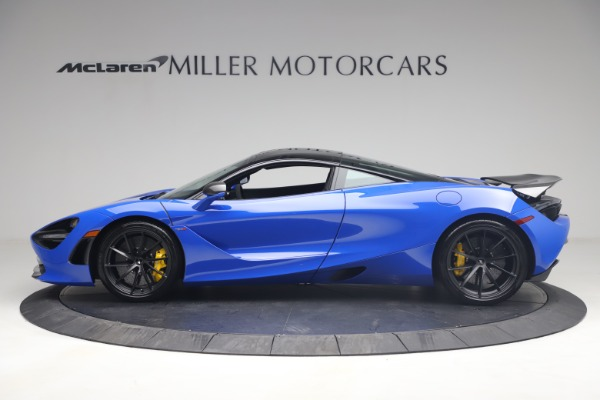 Used 2020 McLaren 720S Performance for sale $334,990 at McLaren Greenwich in Greenwich CT 06830 2