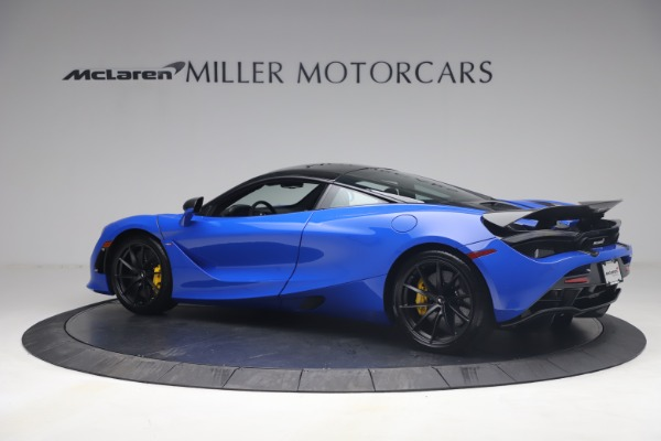 Used 2020 McLaren 720S Performance for sale $334,990 at McLaren Greenwich in Greenwich CT 06830 3