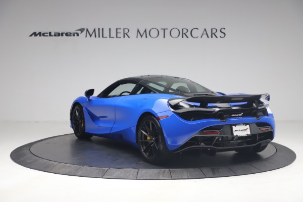 Used 2020 McLaren 720S Performance for sale $334,990 at McLaren Greenwich in Greenwich CT 06830 4