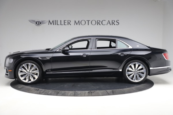 New 2020 Bentley Flying Spur W12 1st Edition for sale $276,070 at McLaren Greenwich in Greenwich CT 06830 3
