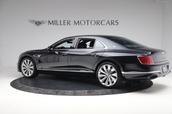 New 2020 Bentley Flying Spur W12 1st Edition for sale $276,070 at McLaren Greenwich in Greenwich CT 06830 4