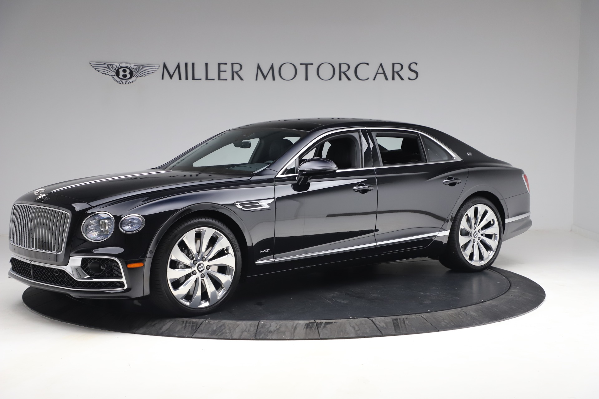 New 2020 Bentley Flying Spur W12 1st Edition for sale $276,070 at McLaren Greenwich in Greenwich CT 06830 1