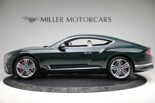 New 2020 Bentley Continental GT W12 for sale $264,255 at McLaren Greenwich in Greenwich CT 06830 2