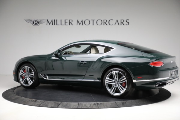 New 2020 Bentley Continental GT W12 for sale $264,255 at McLaren Greenwich in Greenwich CT 06830 3