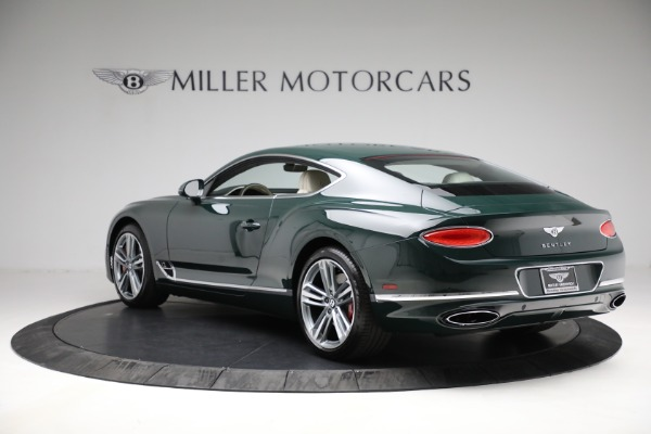 New 2020 Bentley Continental GT W12 for sale $264,255 at McLaren Greenwich in Greenwich CT 06830 4