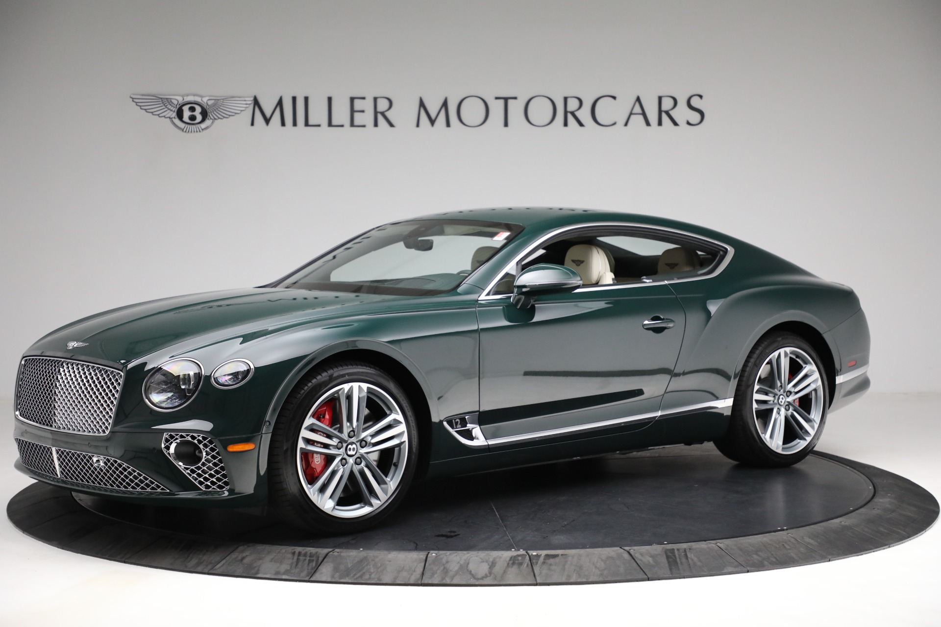 New 2020 Bentley Continental GT W12 for sale $264,255 at McLaren Greenwich in Greenwich CT 06830 1