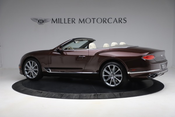 New 2020 Bentley Continental GT V8 for sale $269,605 at McLaren Greenwich in Greenwich CT 06830 4