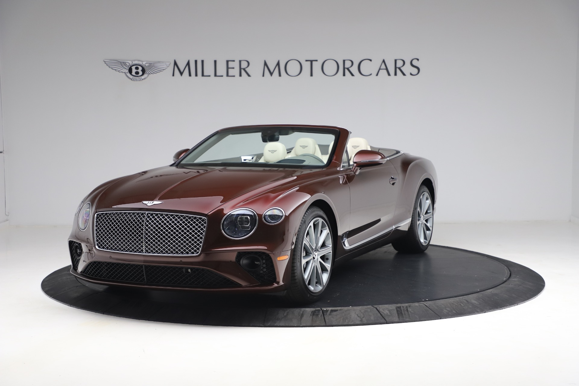 New 2020 Bentley Continental GT V8 for sale $269,605 at McLaren Greenwich in Greenwich CT 06830 1
