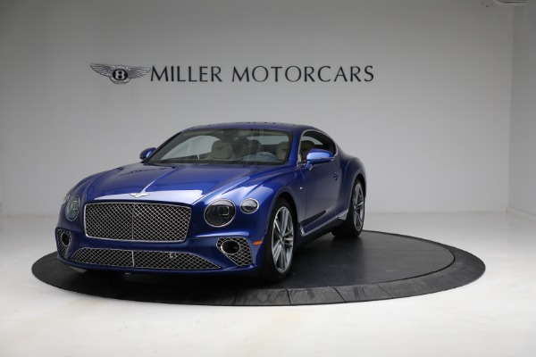 New 2020 Bentley Continental GT V8 for sale $255,080 at McLaren Greenwich in Greenwich CT 06830 2