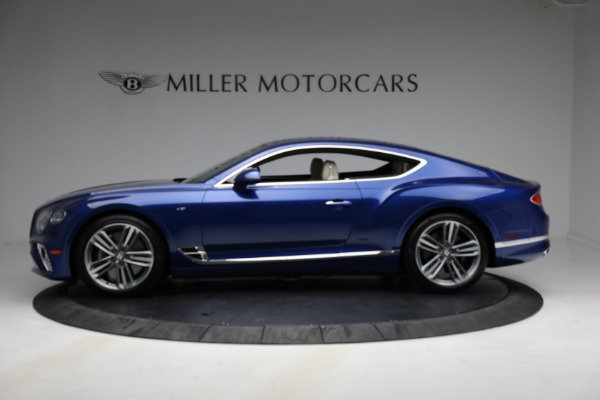 New 2020 Bentley Continental GT V8 for sale $255,080 at McLaren Greenwich in Greenwich CT 06830 3