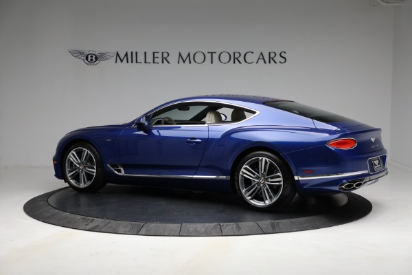 New 2020 Bentley Continental GT V8 for sale $255,080 at McLaren Greenwich in Greenwich CT 06830 4