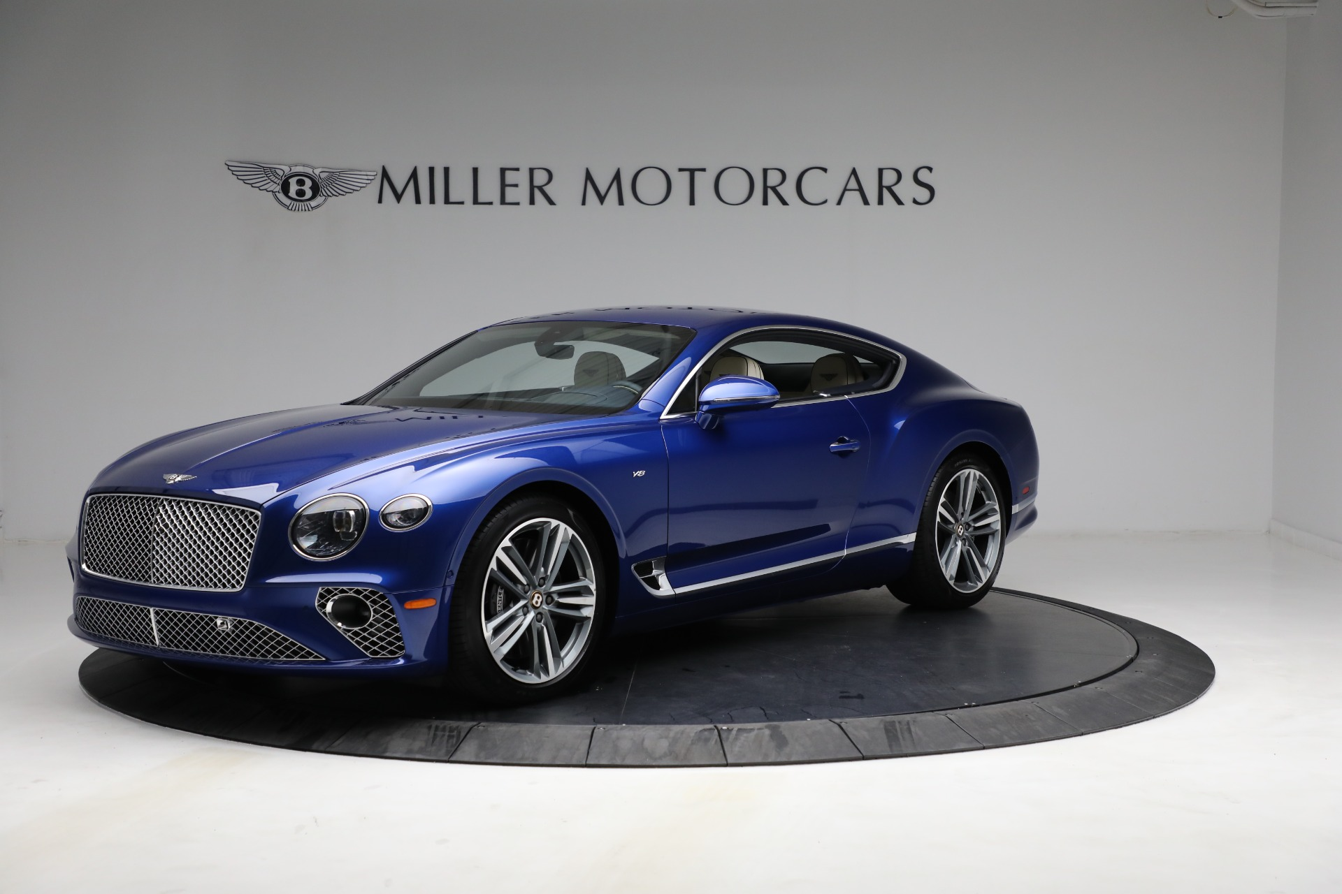 New 2020 Bentley Continental GT V8 for sale $255,080 at McLaren Greenwich in Greenwich CT 06830 1