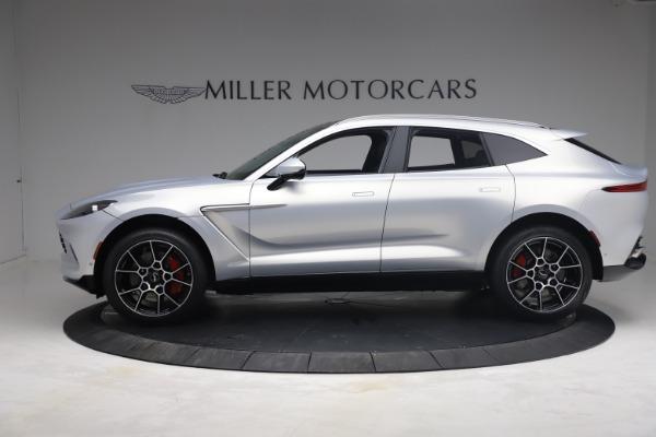 New 2021 Aston Martin DBX for sale $210,786 at McLaren Greenwich in Greenwich CT 06830 2