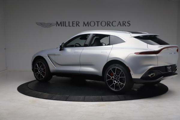 New 2021 Aston Martin DBX for sale $210,786 at McLaren Greenwich in Greenwich CT 06830 3