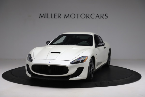 Used 2014 Maserati GranTurismo MC for sale Call for price at McLaren Greenwich in Greenwich CT 06830 1
