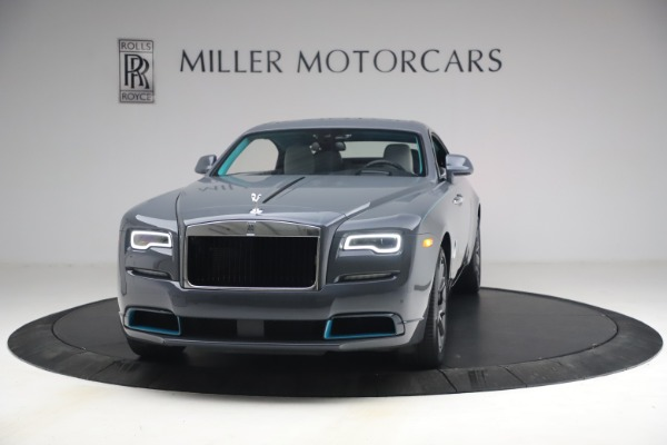 Used 2021 Rolls-Royce Wraith KRYPTOS for sale $444,275 at McLaren Greenwich in Greenwich CT 06830 2