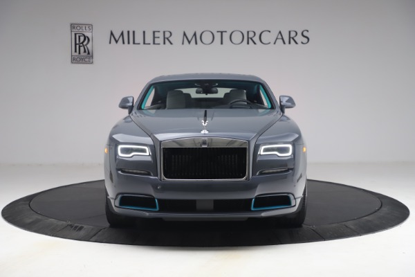 Used 2021 Rolls-Royce Wraith KRYPTOS for sale $444,275 at McLaren Greenwich in Greenwich CT 06830 3