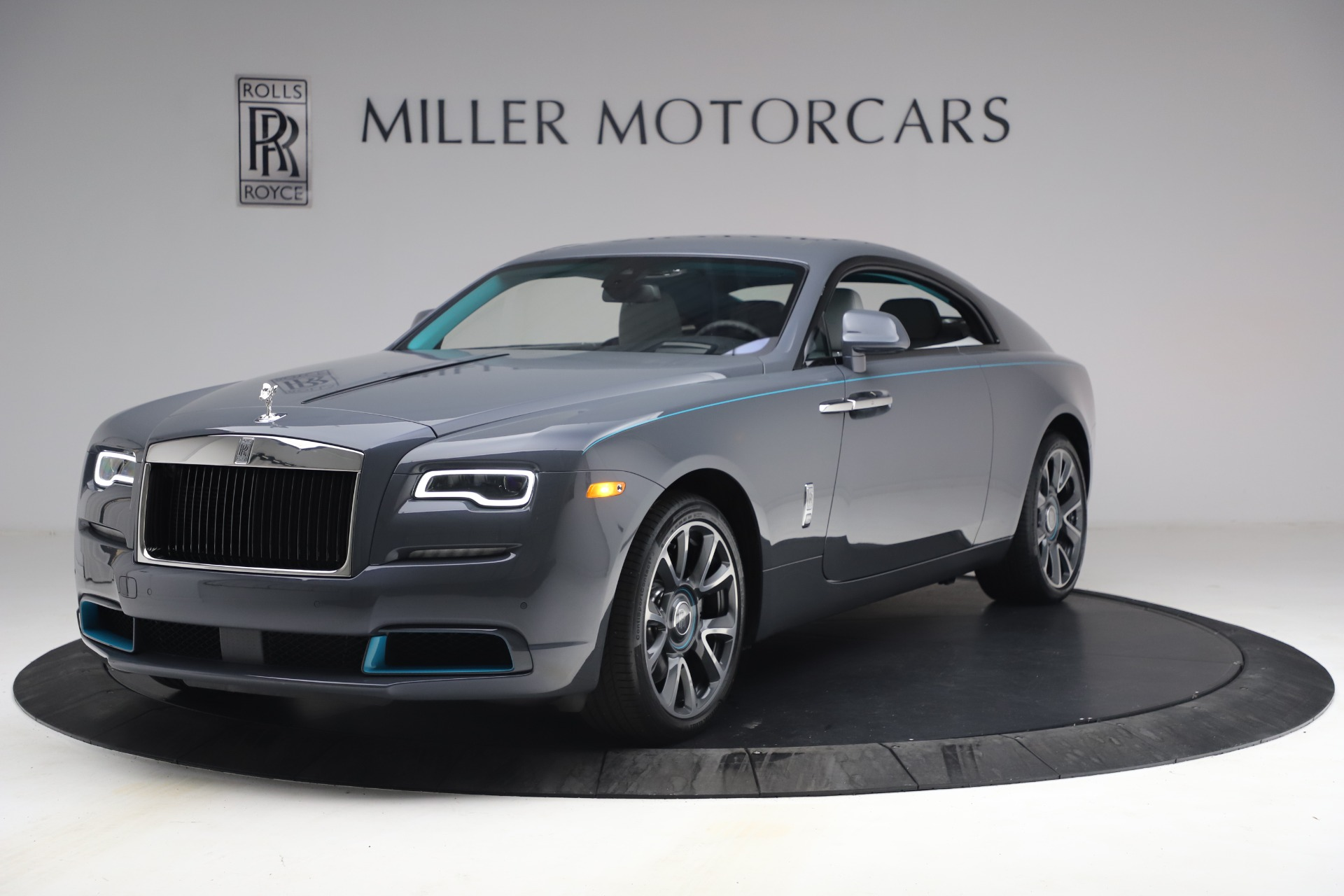 Used 2021 Rolls-Royce Wraith KRYPTOS for sale $444,275 at McLaren Greenwich in Greenwich CT 06830 1