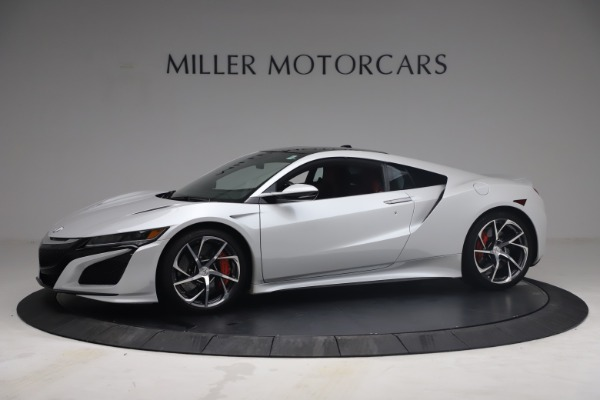 Used 2017 Acura NSX SH-AWD Sport Hybrid for sale $139,900 at McLaren Greenwich in Greenwich CT 06830 2