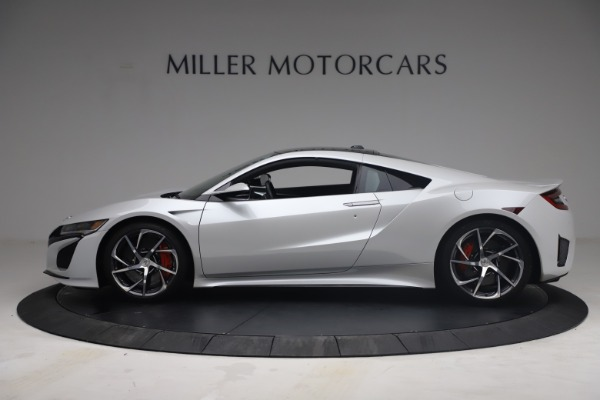 Used 2017 Acura NSX SH-AWD Sport Hybrid for sale $139,900 at McLaren Greenwich in Greenwich CT 06830 3