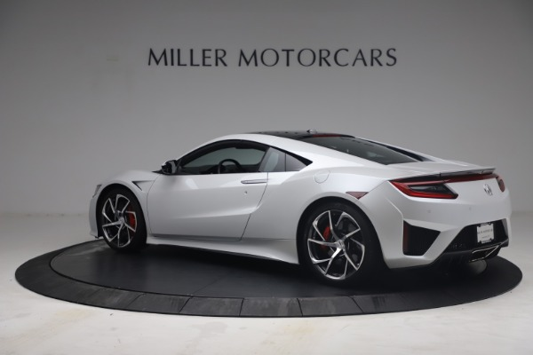 Used 2017 Acura NSX SH-AWD Sport Hybrid for sale $139,900 at McLaren Greenwich in Greenwich CT 06830 4