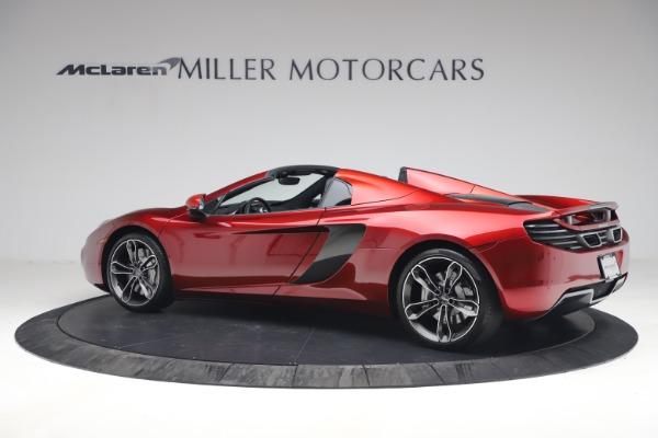 Used 2013 McLaren MP4-12C Spider for sale $134,900 at McLaren Greenwich in Greenwich CT 06830 4