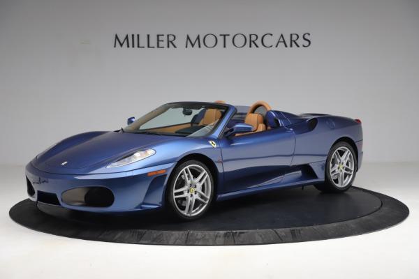 Used 2006 Ferrari F430 Spider for sale $139,900 at McLaren Greenwich in Greenwich CT 06830 2