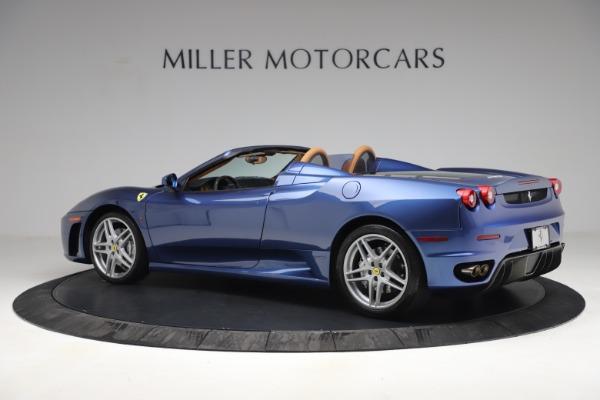 Used 2006 Ferrari F430 Spider for sale $139,900 at McLaren Greenwich in Greenwich CT 06830 4