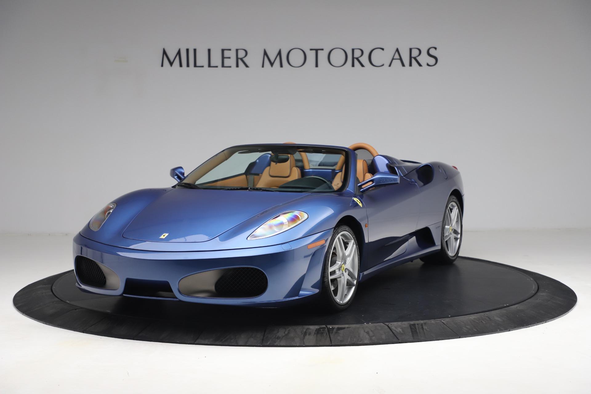 Used 2006 Ferrari F430 Spider for sale $139,900 at McLaren Greenwich in Greenwich CT 06830 1
