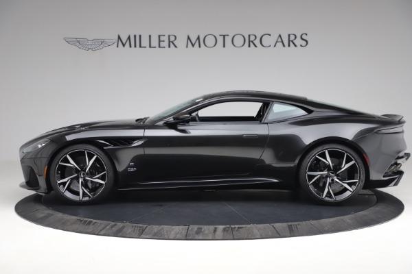 New 2021 Aston Martin DBS Superleggera 007 for sale $391,211 at McLaren Greenwich in Greenwich CT 06830 2