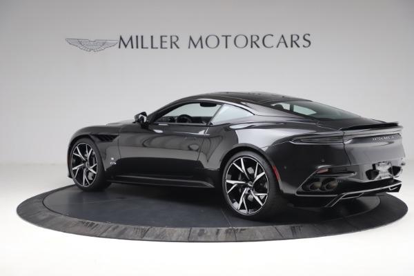 New 2021 Aston Martin DBS Superleggera 007 for sale $391,211 at McLaren Greenwich in Greenwich CT 06830 3