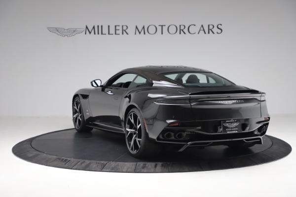 New 2021 Aston Martin DBS Superleggera 007 for sale $391,211 at McLaren Greenwich in Greenwich CT 06830 4