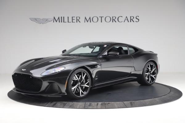 New 2021 Aston Martin DBS Superleggera 007 for sale $391,211 at McLaren Greenwich in Greenwich CT 06830 1