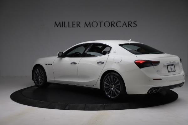 New 2021 Maserati Ghibli SQ4 for sale $85,804 at McLaren Greenwich in Greenwich CT 06830 4