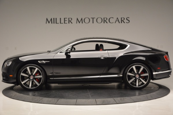 New 2017 Bentley Continental GT V8 S for sale Sold at McLaren Greenwich in Greenwich CT 06830 3