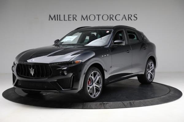 New 2021 Maserati Levante GTS for sale $138,385 at McLaren Greenwich in Greenwich CT 06830 2