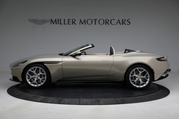 Used 2019 Aston Martin DB11 Volante for sale $209,900 at McLaren Greenwich in Greenwich CT 06830 2