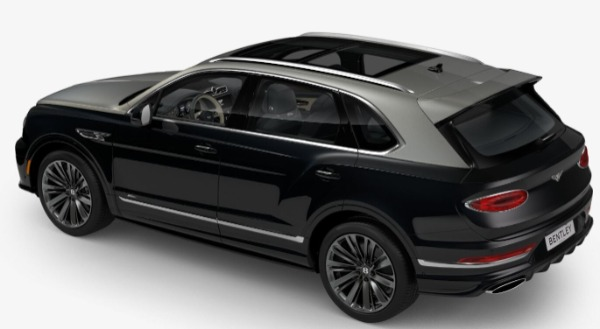 New 2021 Bentley Bentayga Speed for sale Call for price at McLaren Greenwich in Greenwich CT 06830 4