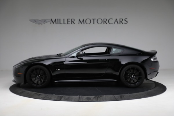 Used 2015 Aston Martin V12 Vantage S for sale $119,900 at McLaren Greenwich in Greenwich CT 06830 2