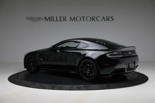 Used 2015 Aston Martin V12 Vantage S for sale $119,900 at McLaren Greenwich in Greenwich CT 06830 3