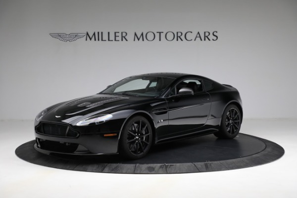 Used 2015 Aston Martin V12 Vantage S for sale $119,900 at McLaren Greenwich in Greenwich CT 06830 1