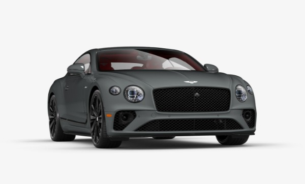New 2022 Bentley Continental GT Speed for sale Call for price at McLaren Greenwich in Greenwich CT 06830 2