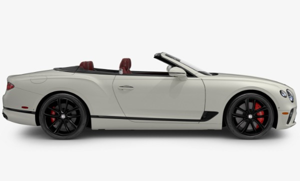 New 2022 Bentley Continental GT V8 for sale Call for price at McLaren Greenwich in Greenwich CT 06830 2