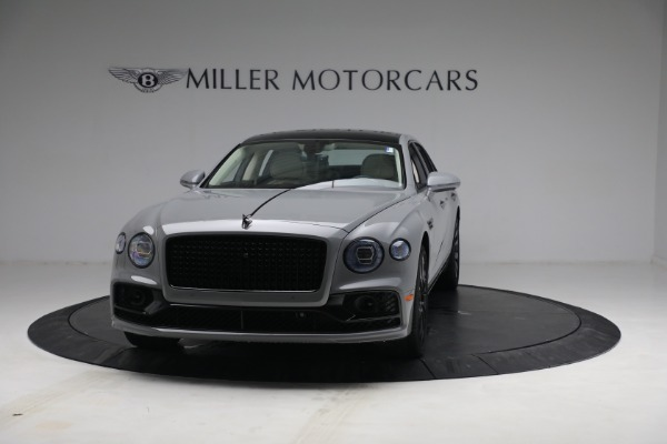 New 2022 Bentley Flying Spur Flying Spur V8 for sale Call for price at McLaren Greenwich in Greenwich CT 06830 2