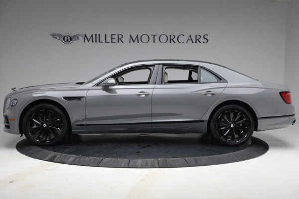 New 2022 Bentley Flying Spur Flying Spur V8 for sale Call for price at McLaren Greenwich in Greenwich CT 06830 3